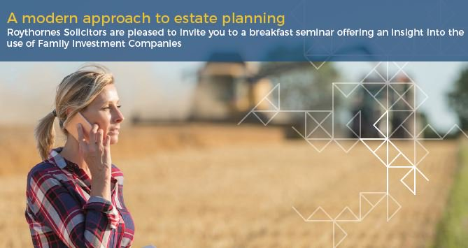 Not long until our modern estate planning seminar on 3rd October. Register to attend here:  https://www. surveymonkey.co.uk/r/estateplanni ng17 &nbsp; …  #Solicitor #PrivateClient<br>http://pic.twitter.com/5JTxDsr4GT