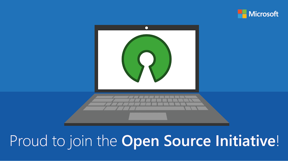 Microsoft joins the Open Source Initiative @jeffmcaffer blog post:  http:// msft.social/p37JjR  &nbsp;   #opensource @OpenSourceOrg<br>http://pic.twitter.com/wP2cedcX3J