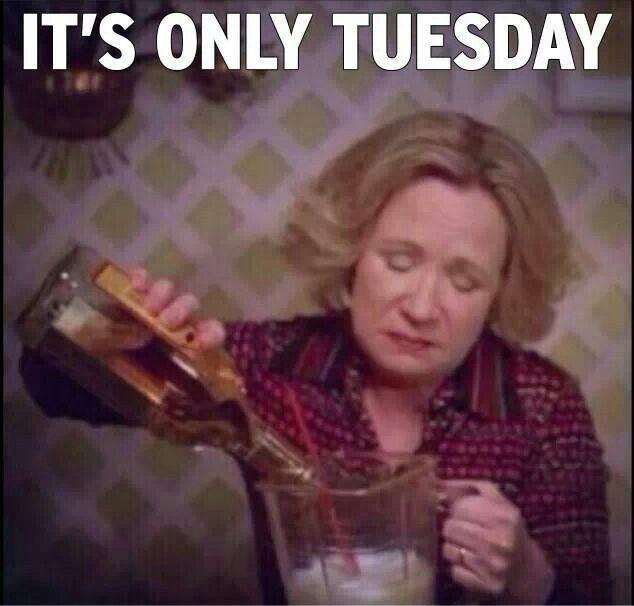 It&#39;s only Tuesday... #fail <br>http://pic.twitter.com/pFSxCE4CWR