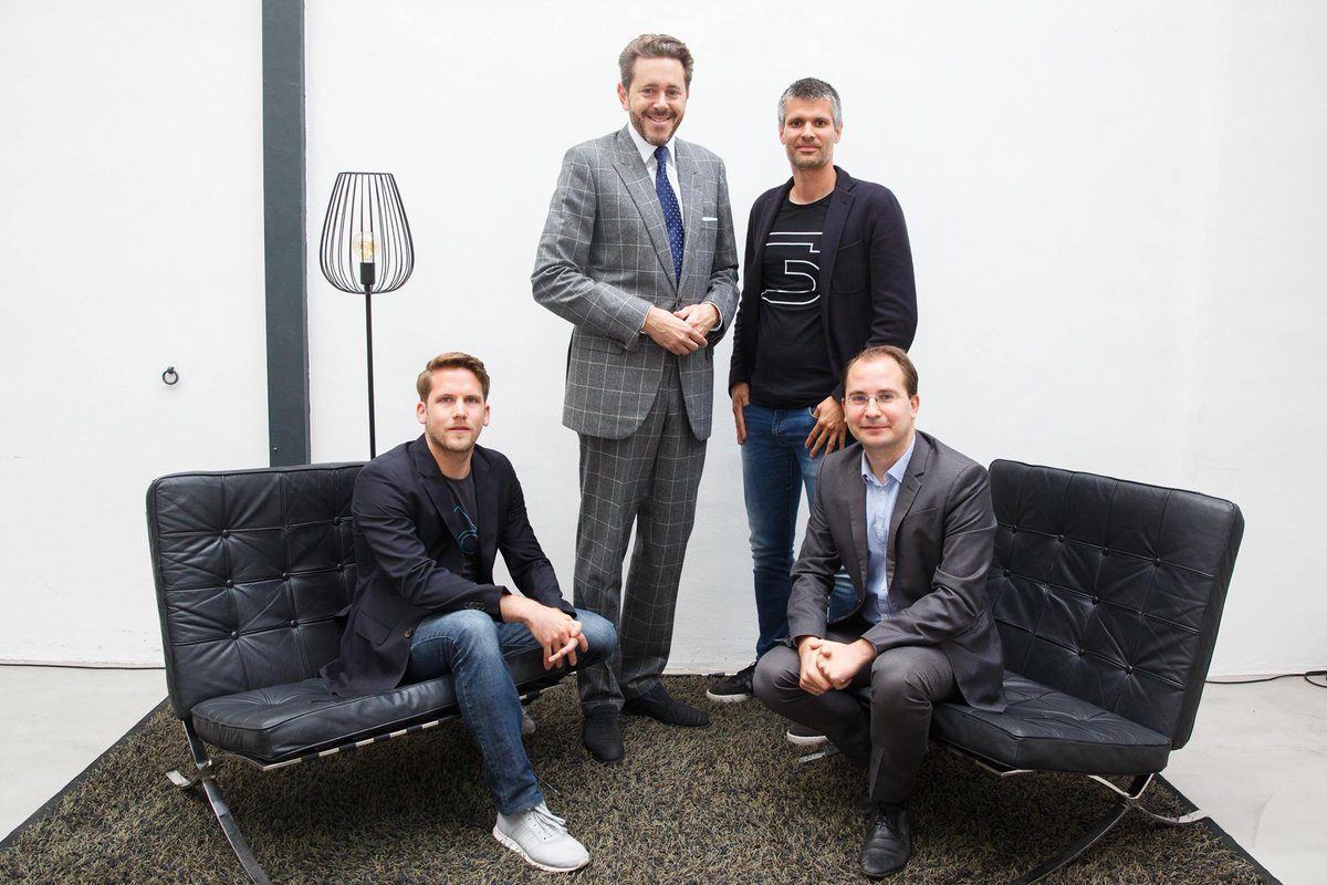 Our CEO Paul spoke at the @startup300 press conference about #blockchain, #ICO and the added value for #Austria.  http:// snip.ly/jcgy6  &nbsp;  <br>http://pic.twitter.com/MEZurv0L8x