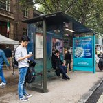 Perrigo has launched an 'extra fresh' bus shelter that smells of mint for the release of its new gum https://t.co/b24wqXV5Az #stoptober #OOH