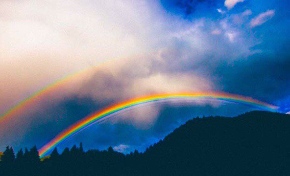 Keep looking for the #rainbows after the storms. #JoyTrain <br>http://pic.twitter.com/P7iPggbh2t