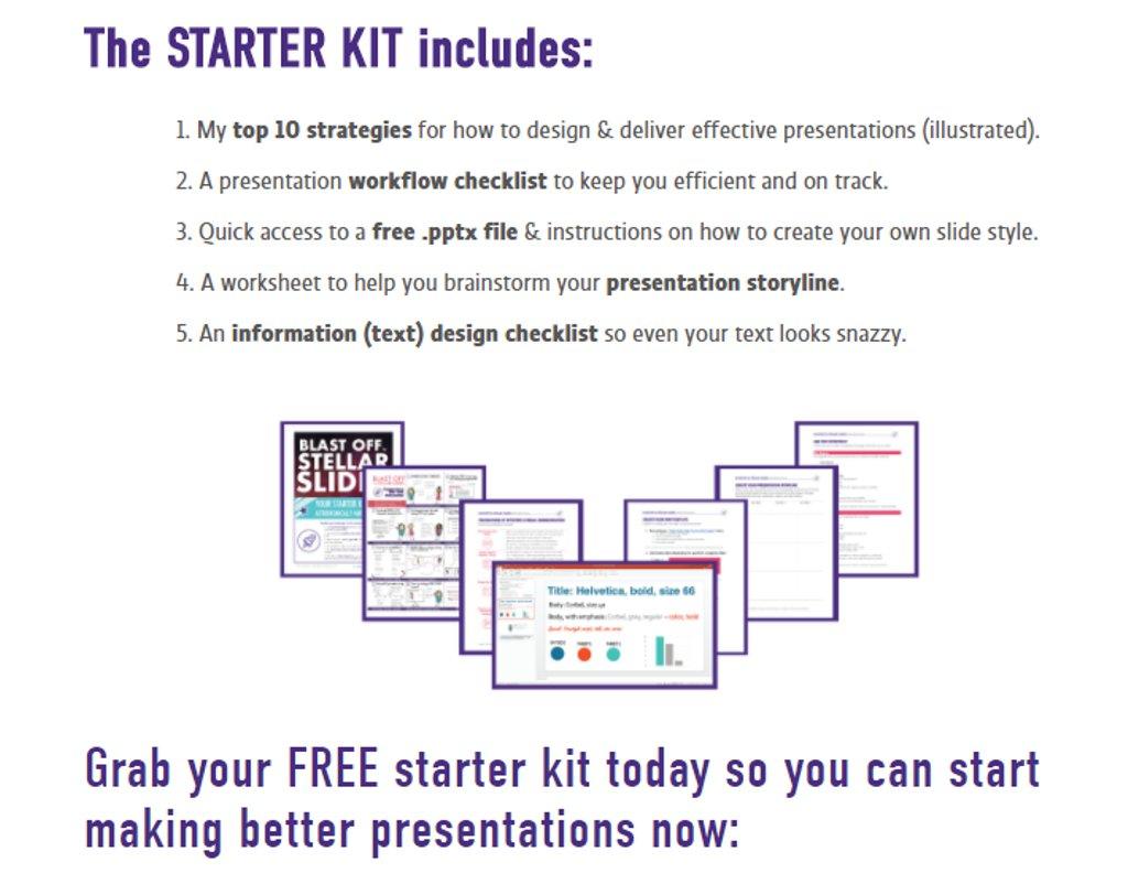 Dr Echo Rivera On Twitter Grab Your Free Starter Kit For Slide