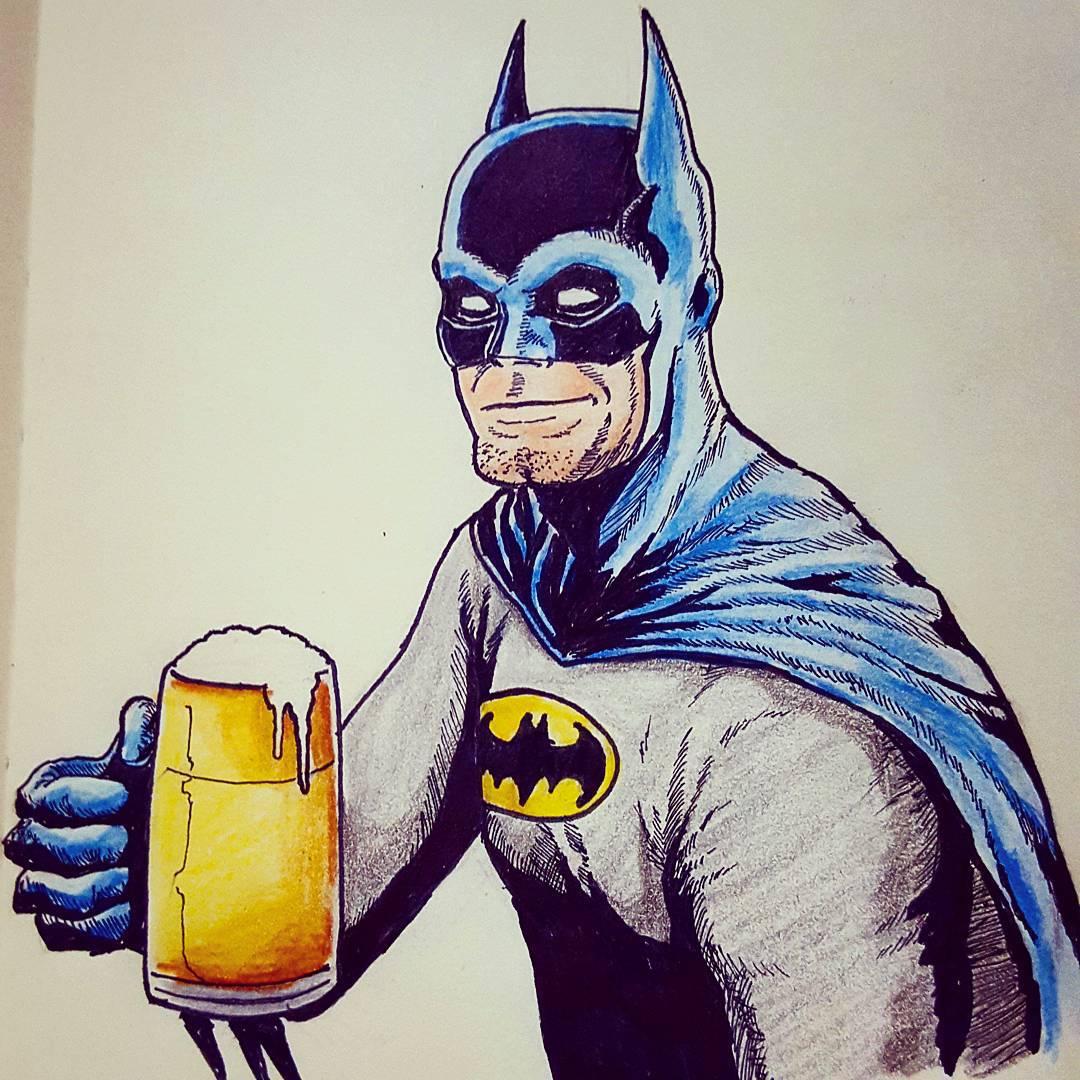 Оформления, картинки бэтмен за столом смешное