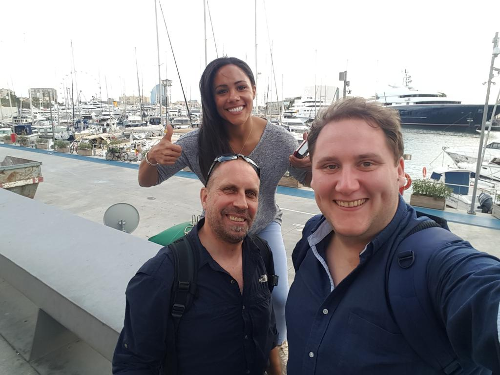 Great day filming with @AlexScott and Chris for @BBCSport #FootballFocus #barcelona #saturday12bbc1<br>http://pic.twitter.com/1Zxt8vf1yl
