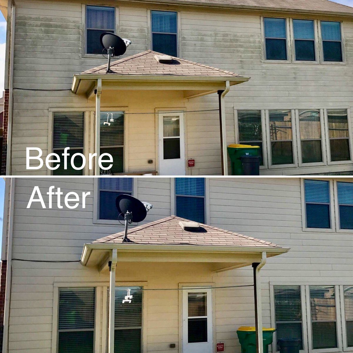 exterior house cleaning solution house cleaning