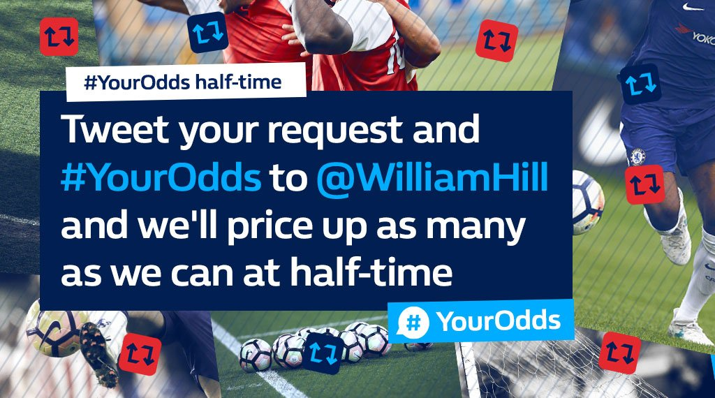 William Hill on Twitter: