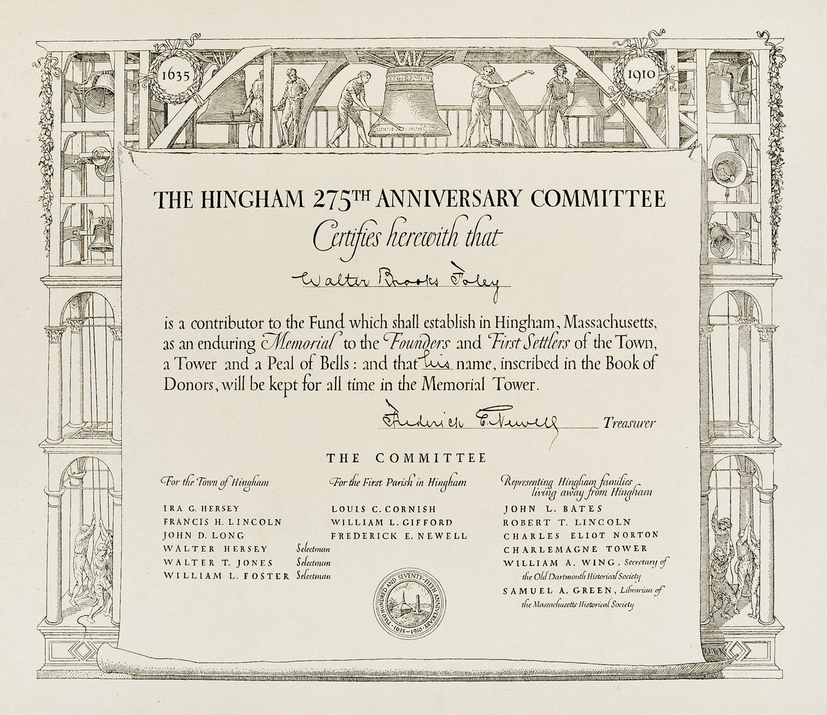 Bruce Kennett On Twitter Certificate 1910 Hand Letteringdrawing