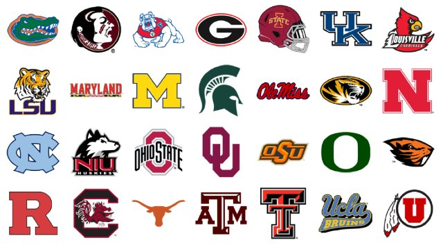 there&#39;s never only four or five cockroaches #OSU OK #UL KY #AU AL #USC CA #FBI probe uncovers massive #NCAA scandal   https:// sports.yahoo.com/fbi-probe-unco vers-massive-college-basketball-scandal-snaring-big-time-programs-144631716.html?soc_src=social-sh&amp;soc_trk=tw &nbsp; …  <br>http://pic.twitter.com/xXGEJbNnWY