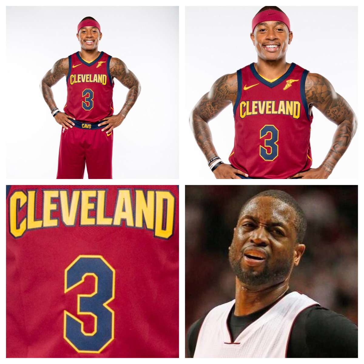 newest 72caf 58a18 dwyane wade in cavs jersey