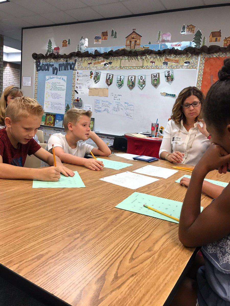 Copeland Elementary On Twitter Loved Having Shonda Guthrie