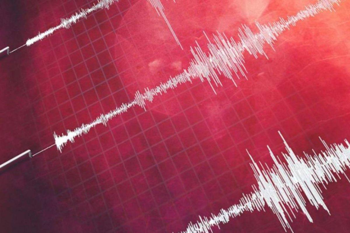 Temblor de magnitud 5,1 sacudió a Chile...