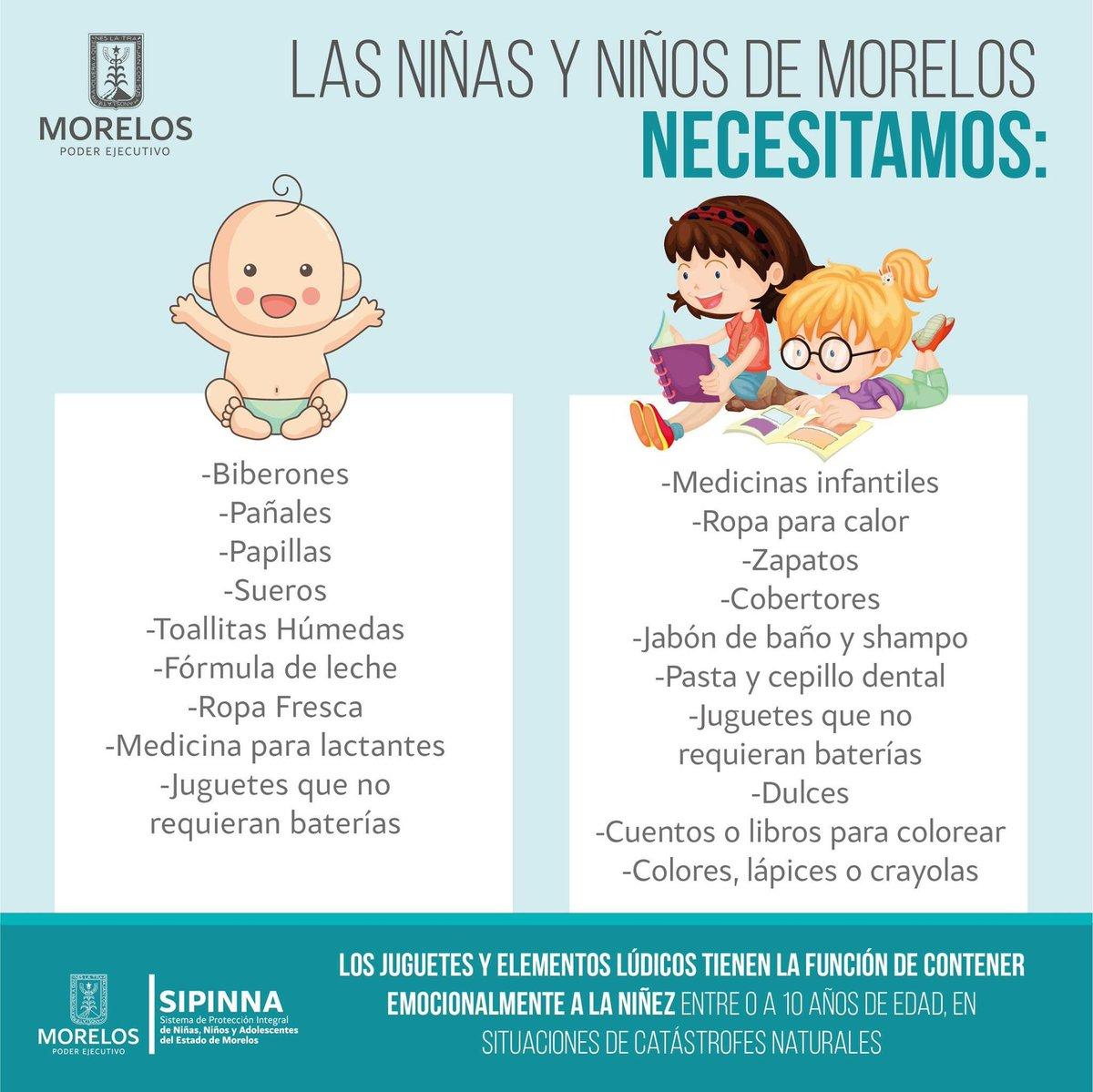 SIPINNA Morelos on Twitter: \