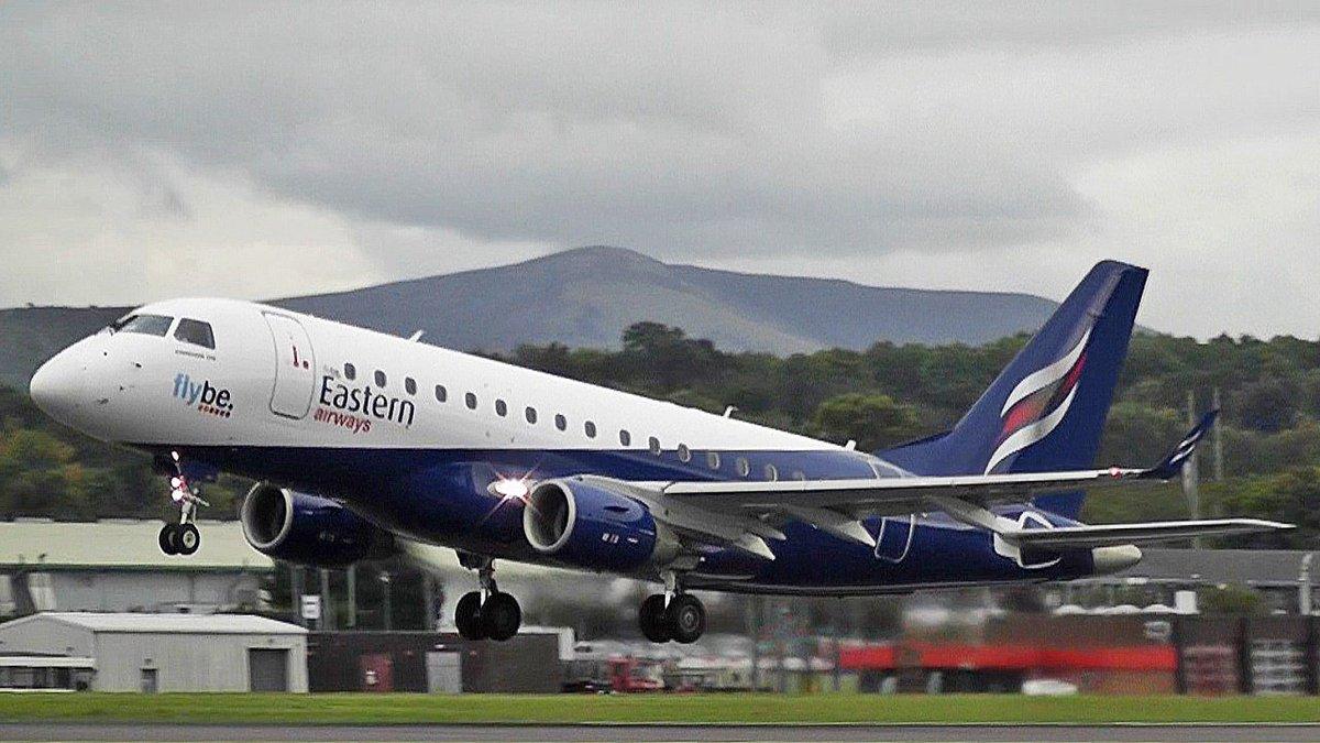 New video of @EasternAirways #Embraer E170 G-CIXV at #Edinburgh Airport on the new Sumburgh route #avgeek   https:// youtu.be/6Jrpo7i5Bt8  &nbsp;   <br>http://pic.twitter.com/LXKsZs0AvQ