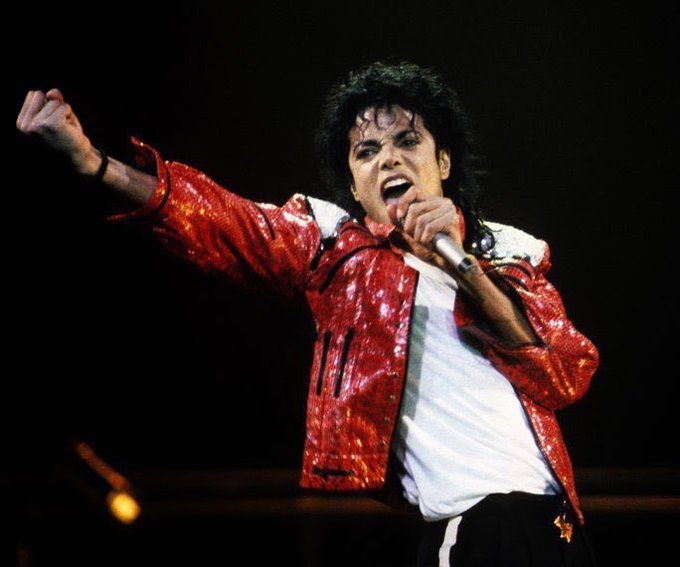 Happy Birthday Michael Jackson. Gone but never  forgotten