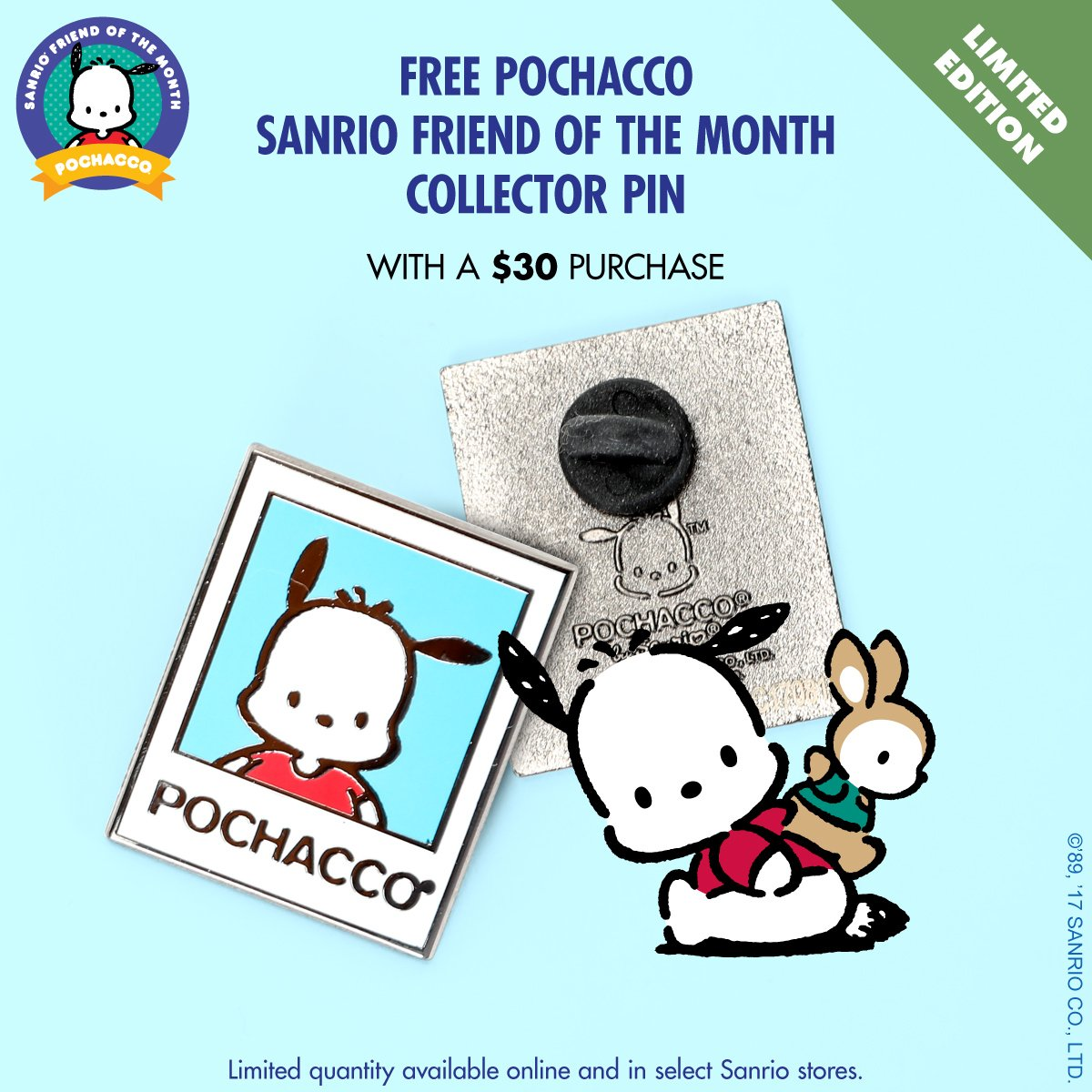 Pochacco And Friends