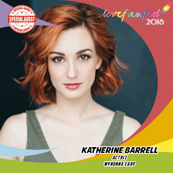 Yes! Both of them will be with us at #LOVEFanFest! Thanks for joining us @KatBarrell @DominiqueP_C #Festival #Barcelona <br>http://pic.twitter.com/H9ckozOdqo