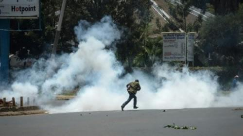 #News #Iran Kenya #police fire tear gas to disperse election protesters  http:// dlvr.it/PqcfJF  &nbsp;  <br>http://pic.twitter.com/bqIXHGvmjW