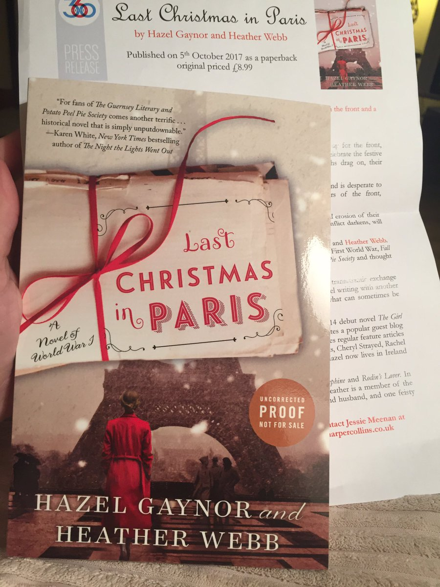 Last Christmas In Paris Book.Emma Crowley On Twitter Rt And Follow To Win A Copy Of