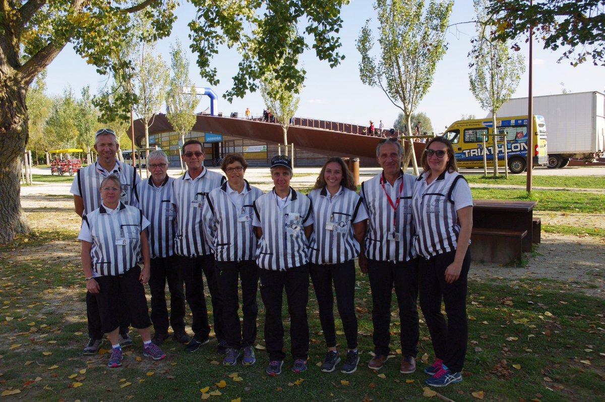 Fftri Cna On Twitter Triathlon S Et L Sur Le Site Du Lac De Tri La Madine Avec Les Arbitres Lorrains