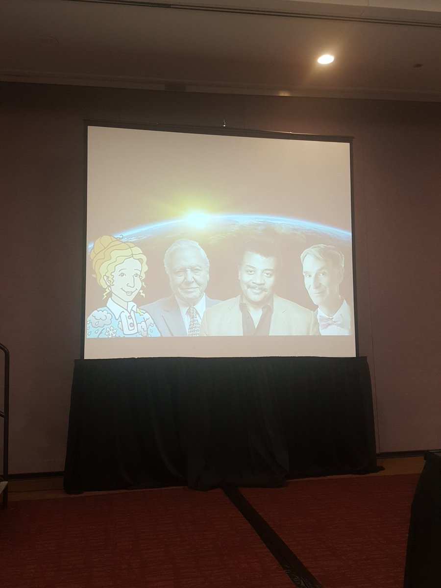 Learning about #scicomm at #TWS2017<br>http://pic.twitter.com/ce0S3K9DvQ