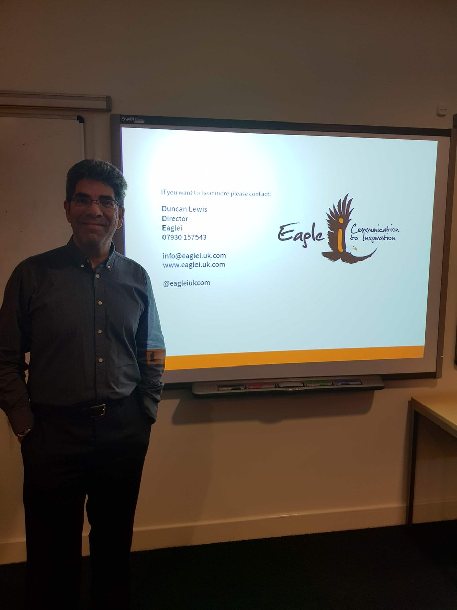 Inspiring event tonight with @eagleiukcom tonight. Great session in Leeds. Thanks to Duncan  #CIPD #Communication #Develop<br>http://pic.twitter.com/09qJWPQlty