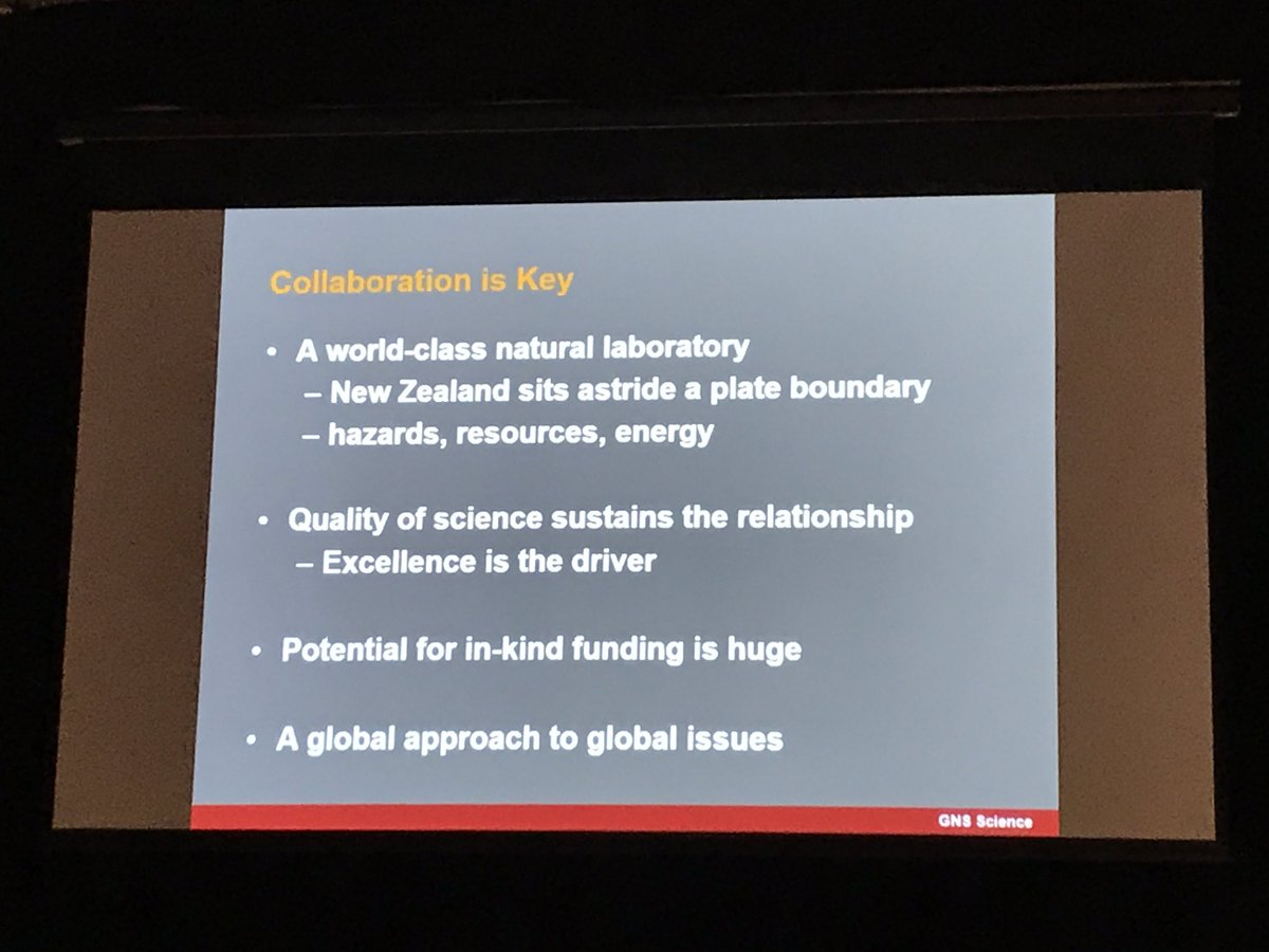 @gnsscience Dr Cornel de Ronde talking about global collaboration for global challenges #impact #ARMS2017<br>http://pic.twitter.com/FS7sHb50QV