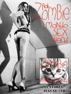 Happy Birthday to the gorgeous & killer Sheri Moon Zombie,
