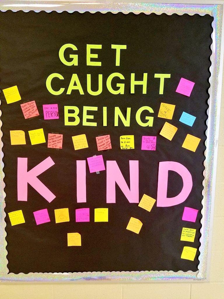 I Get Goosebumps Reading OUR Merriam Park Kindness Board Kindnessiscontagious PrincipalDruen Oursmsdstory Mpbeardenspictwitter ZRNBUMS5UB