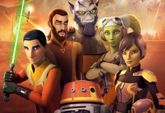 Wars rebels season 4 дата выхода