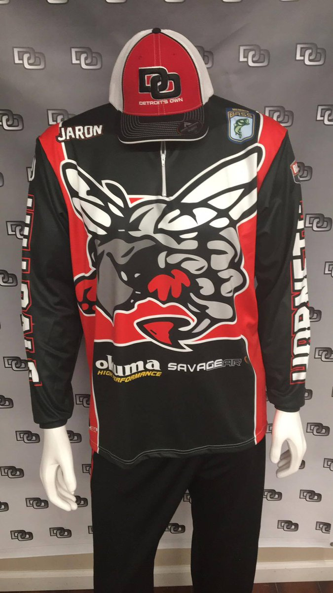 Do Apparel On Twitter The Hilldale Hs Hornets Fishing Team In