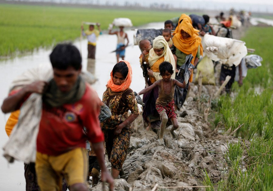 Stop ignoring the ethnic cleansing of Rohingya Hindus https://t.co/SU0901sD2S