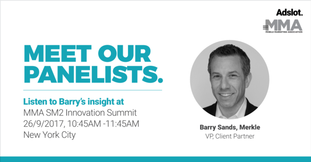 Going to #SM2Innovation? Join @MerkleCRM for the panel today at 10:45 to discuss utilizing media for brand stories:  http:// bit.ly/2y6XGAC  &nbsp;  <br>http://pic.twitter.com/yQdGsQFKDt