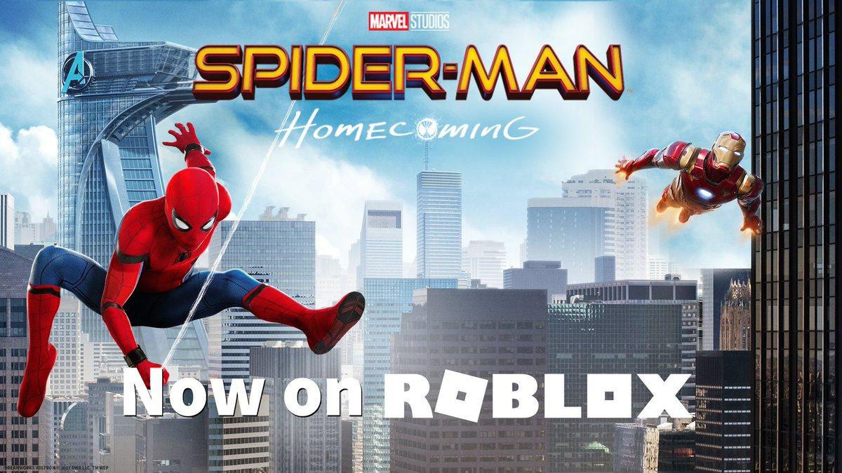 Roblox Spider Man Homecoming Shirt - Isabella Su At Isabellasu18 Twitter