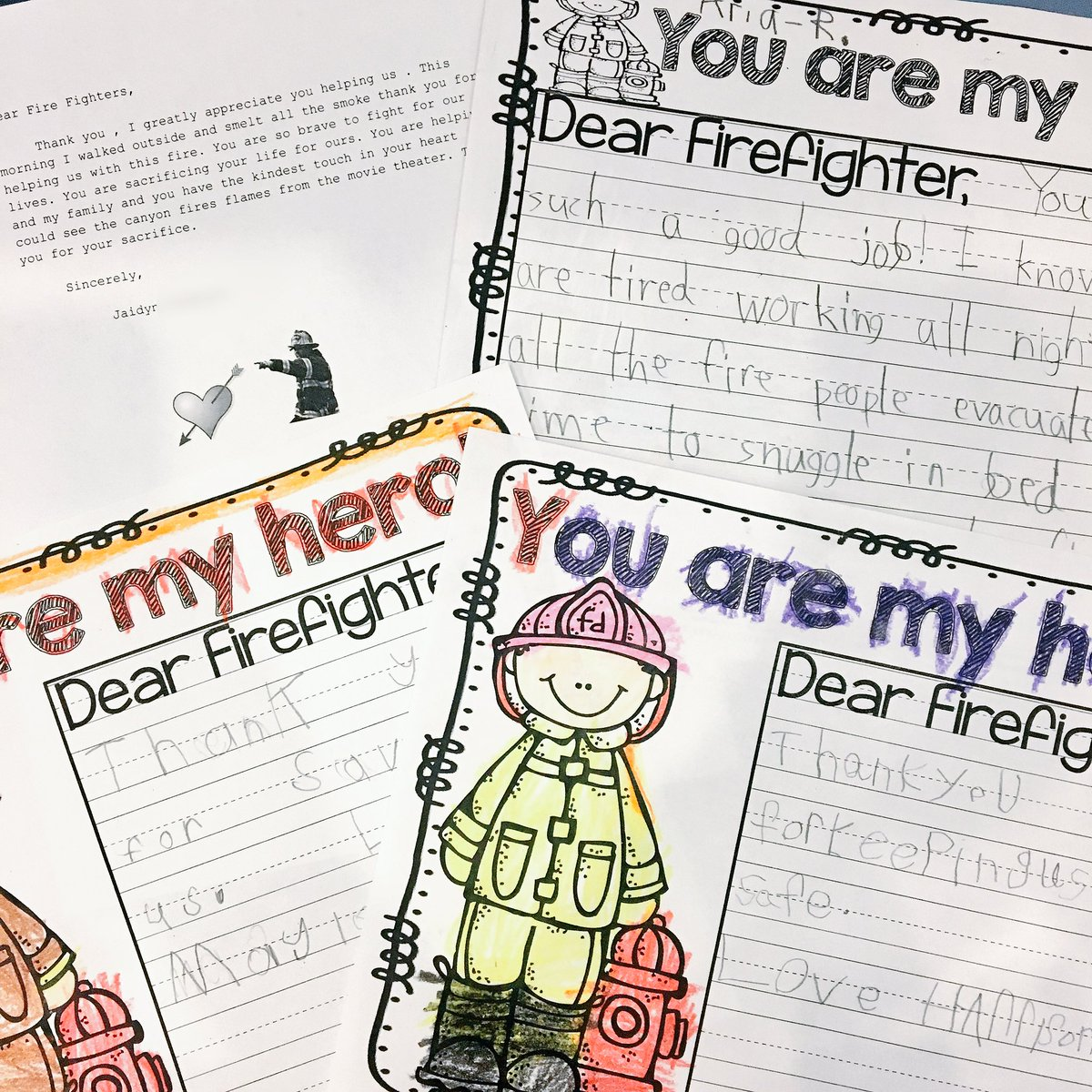 Ama elementary on twitter today our school wrote thank you ama elementary on twitter today our school wrote thank you letters for the fire fighters working hard to keep us safe canyonfire amaelementary aljukfo Choice Image