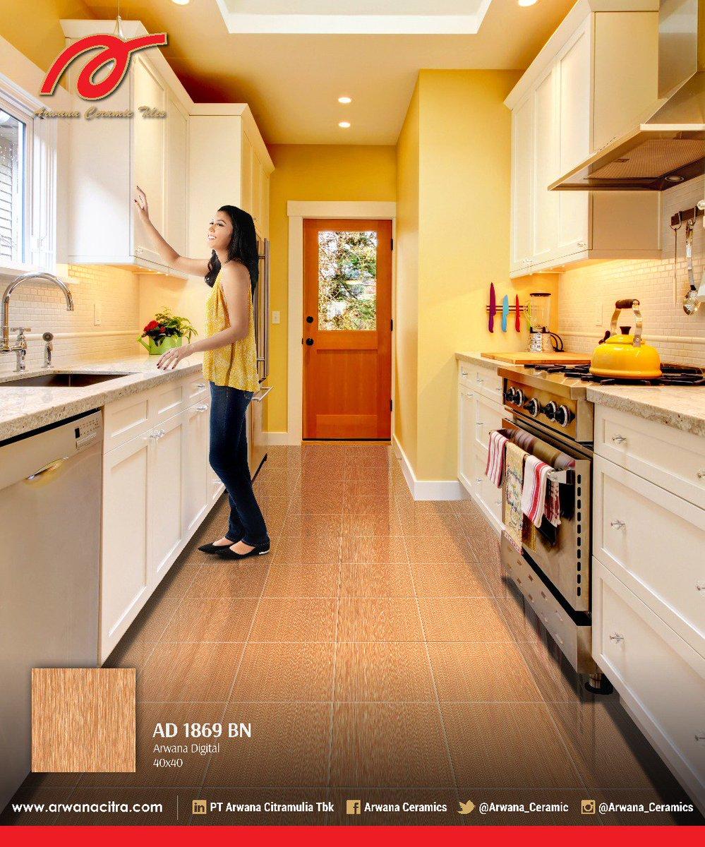 Arwana Ceramic Tiles On Twitter Percantik Ruangan Dapur Kamu Dengan Menggunakan Keramik Type Digital Untuk Sebaiknya Gunakan Warna