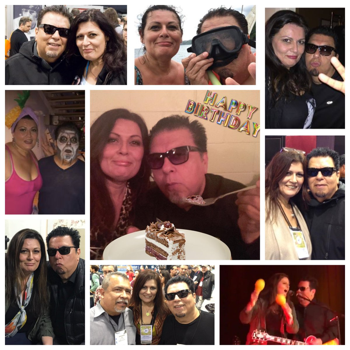 Spin That 45 On Twitter Happy Birthday To Cesar Rosas Of