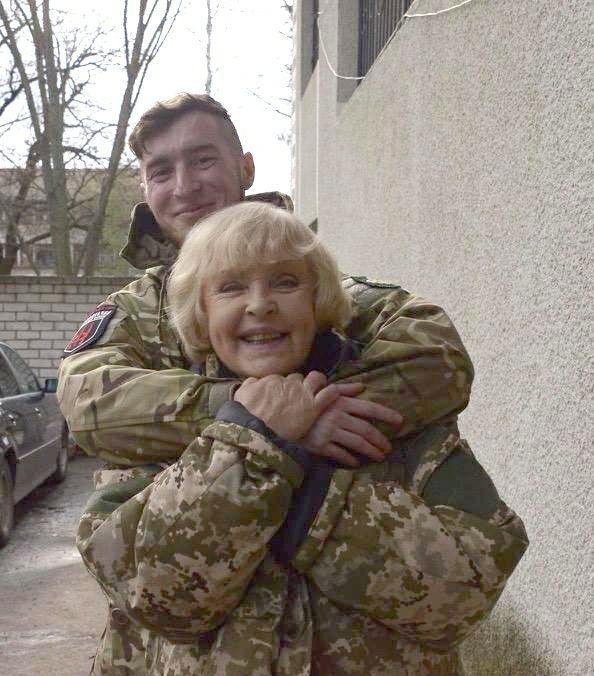 Первый выпуск по стандартам НАТО в центре подготовки сержантского состава ВМС Украины состоялся в Николаеве - Цензор.НЕТ 3813