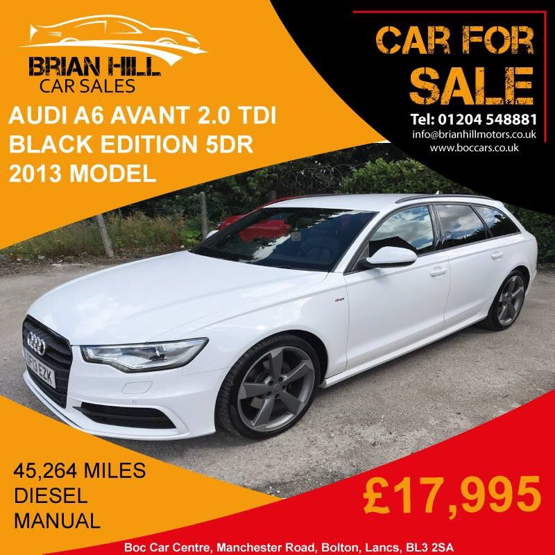 """Used Car Dealership On Twitter: """"Audi A6 Avant For Sale"""