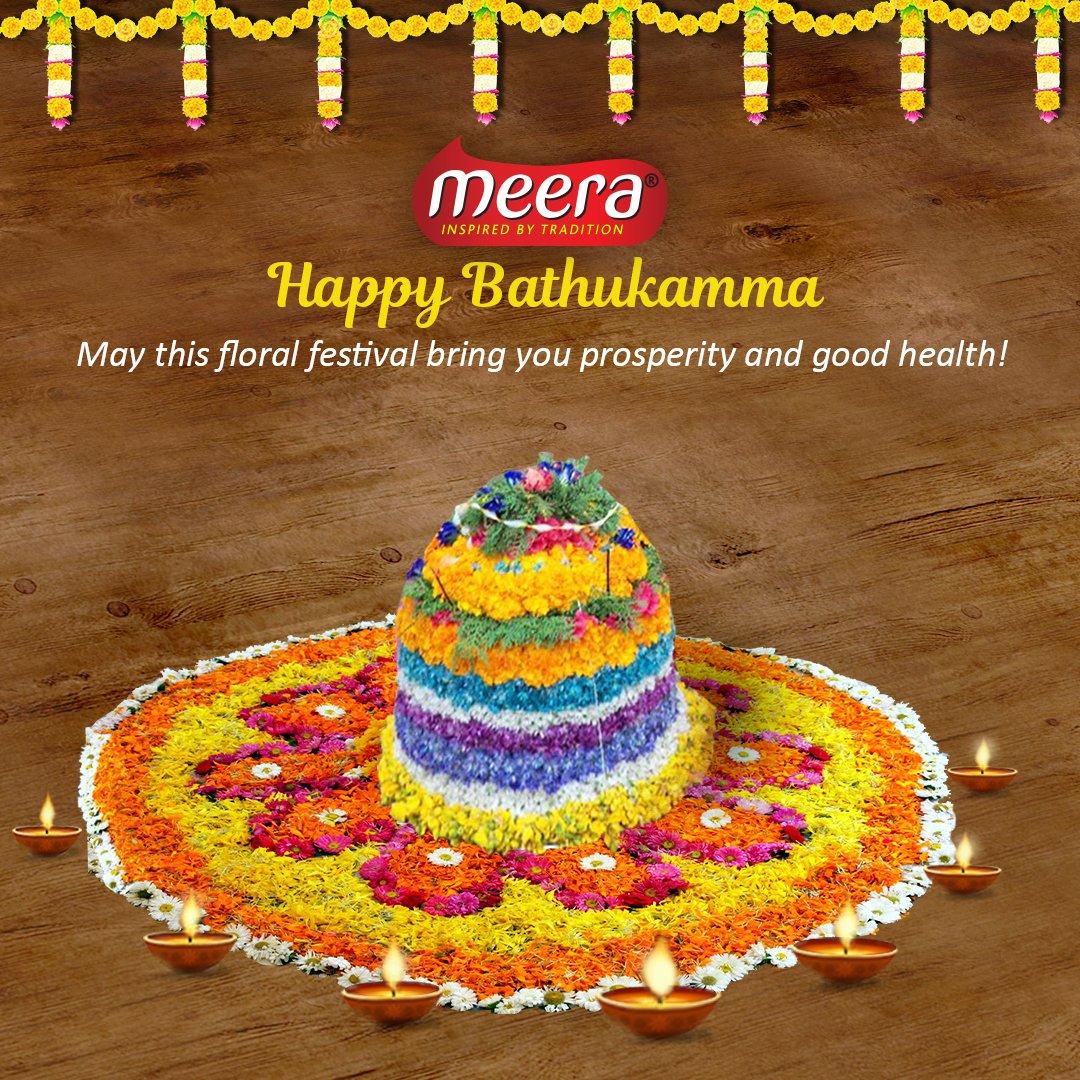 bathukamma wishes