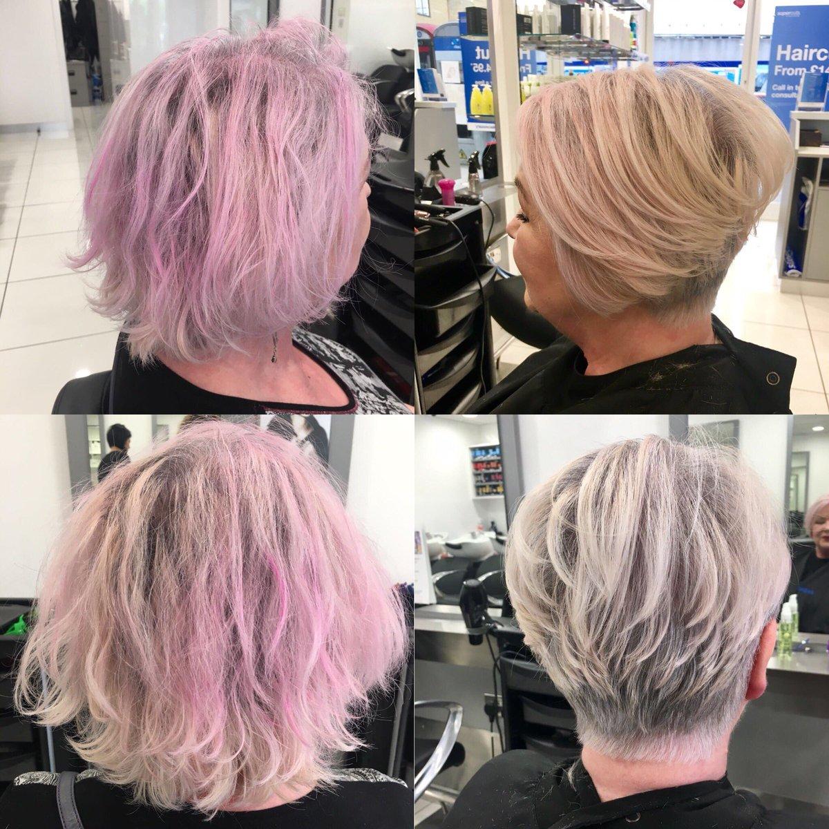 supercuts hair color