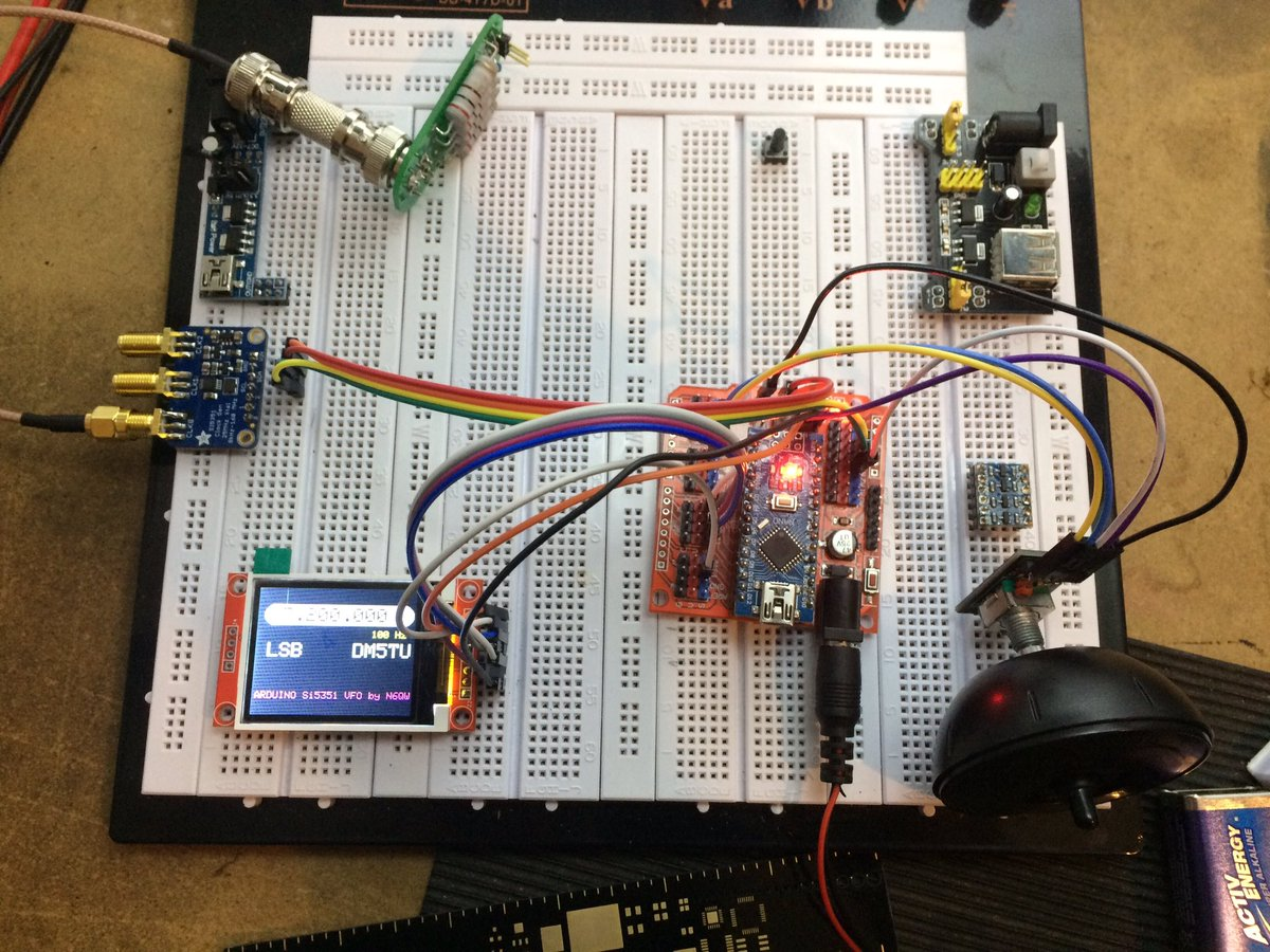 DM5TU / VY1QRP · · on Twitter: