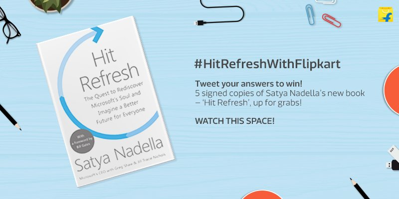 Hit Refresh: The Quest to Rediscover Microsoft