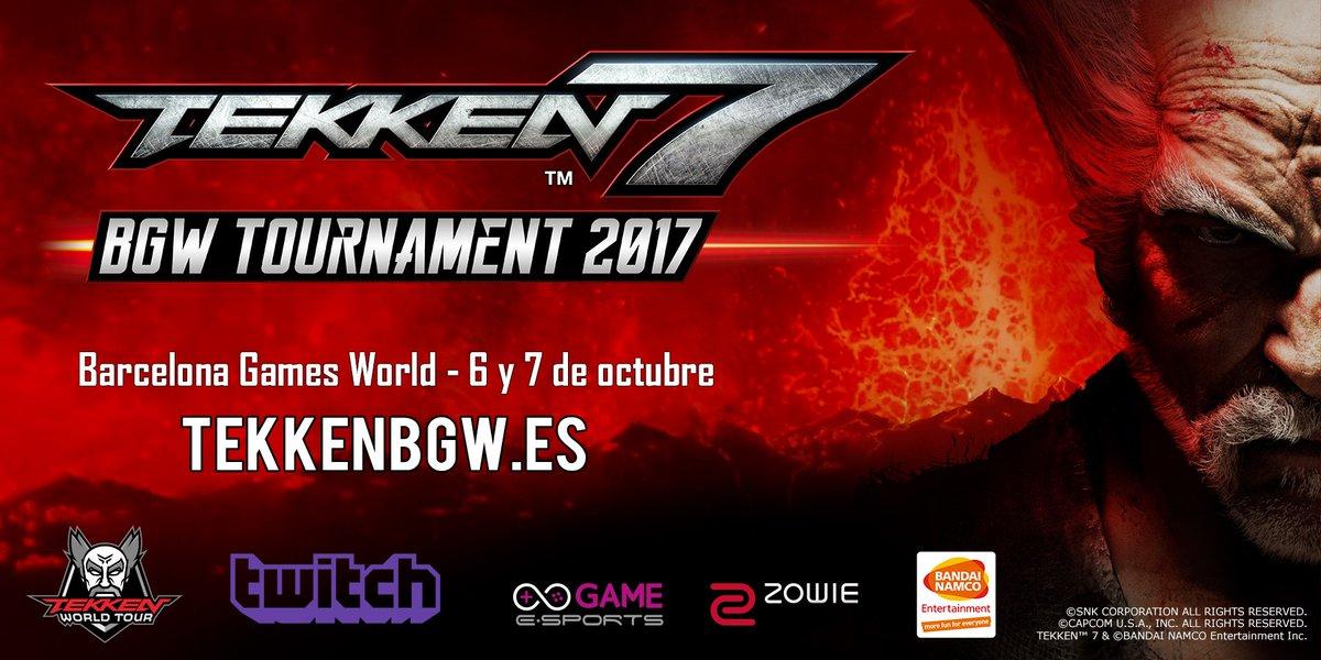 Risultati immagini per tekken world tour barcelona games world