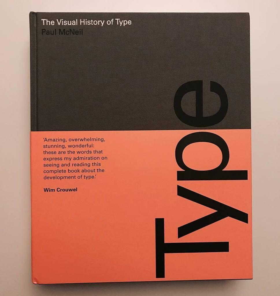 It's here! Paul McNeil's Visual History of Type @laurencekingpub https://t.co/812Vmx9qYc https://t.co/jlINaq5DpR
