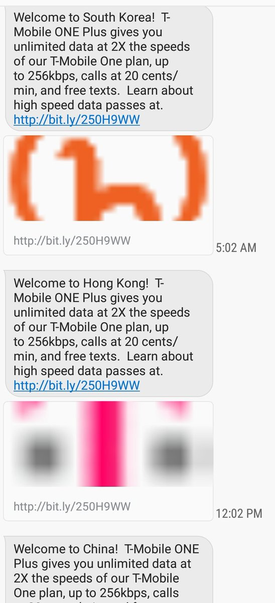 T mobile hookup status