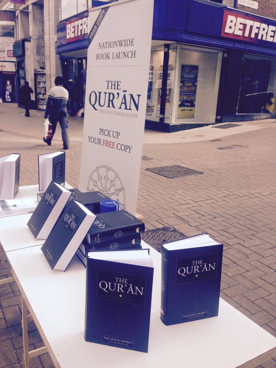 The Quran Project on Twitter:
