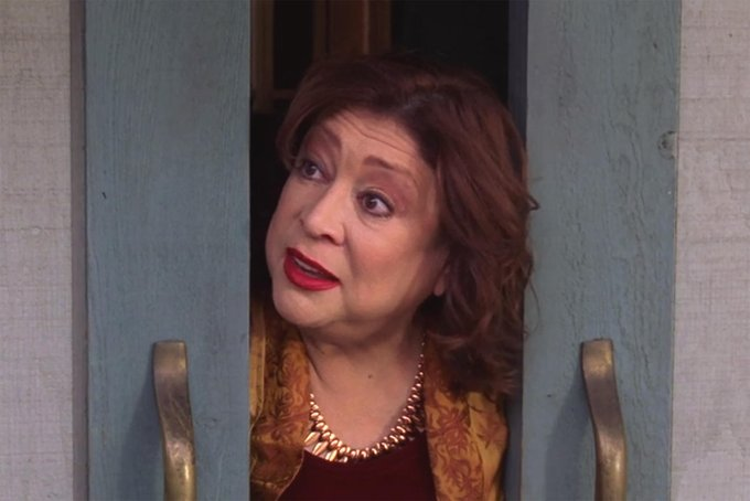 Happy birthday to a fabulous star of the small screen, three-time Emmy nominee Liz Torres!