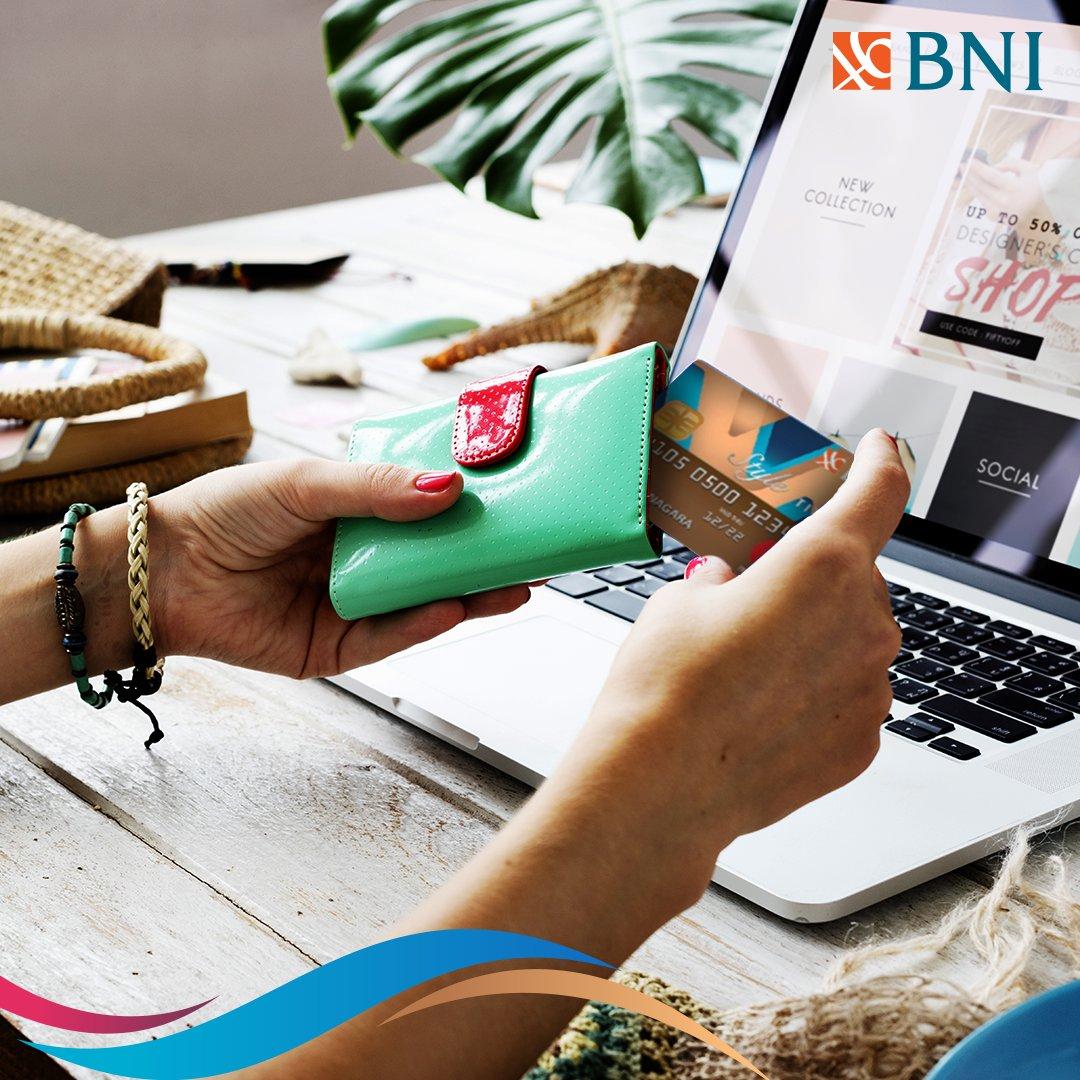 Pt Bank Negara Indonesia Persero Tbk On Twitter Tetap Gaya Dan Stylish Dengan Kartu Kredit Bni Style Titanium 1 3