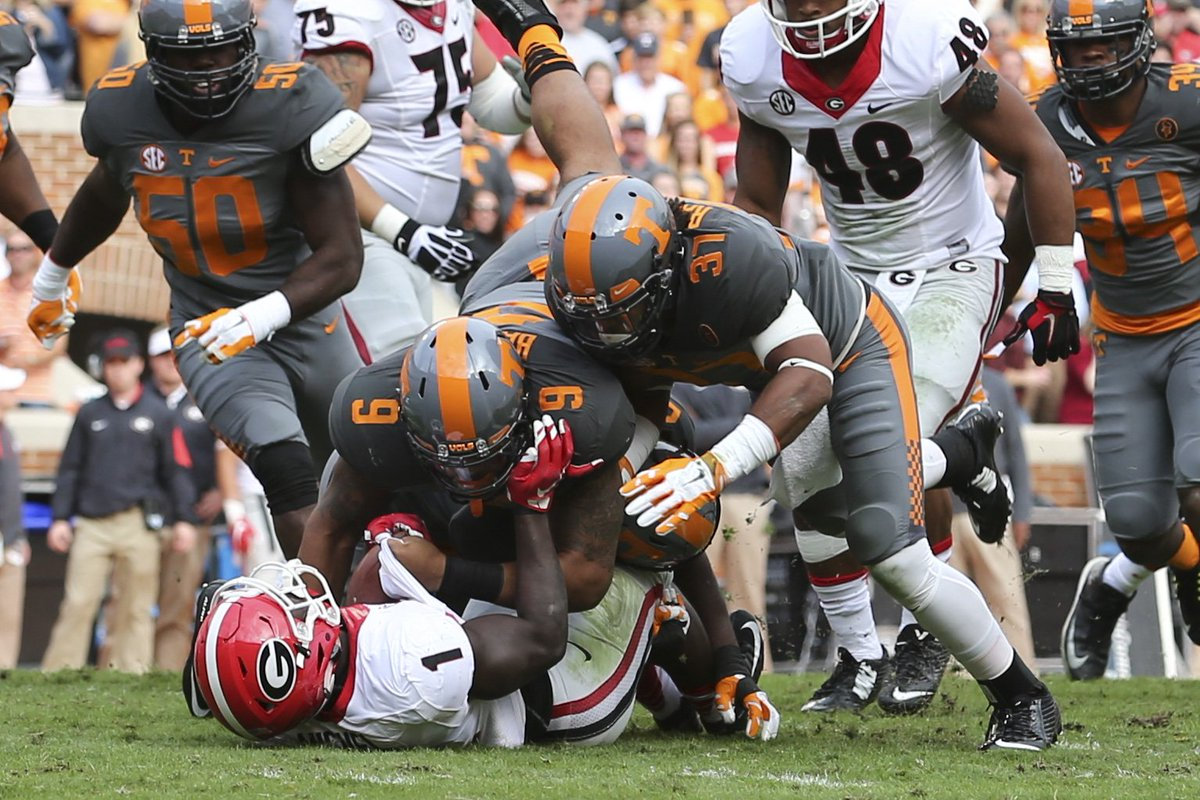 Get the latest Tennessee Volunteers Football news photos rankings lists and more on Bleacher Report